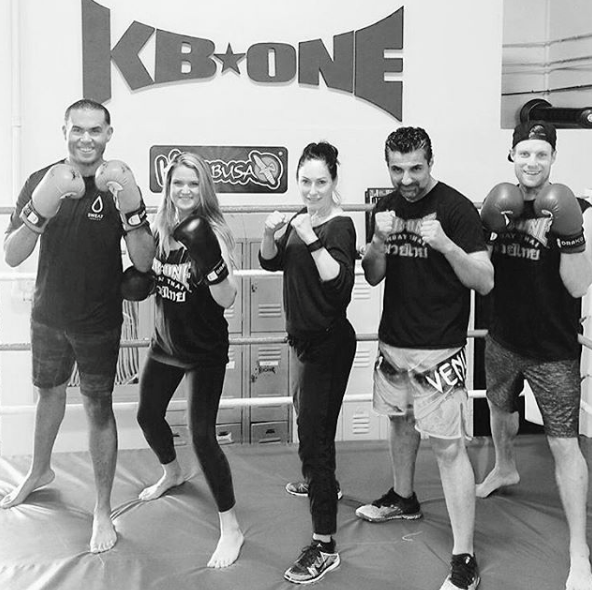 KB-ONE Martial Art Academy Students